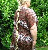 Braided Chignon Elf Topknot, big variant