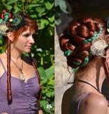 Braided Fantasy Diva Bun