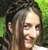 Mittelalter Zopfhaarband Brynhildr