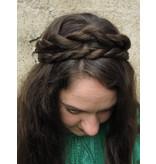 Medieval Braid Headband Brynhildr