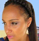 Braided Headband Gretel, M
