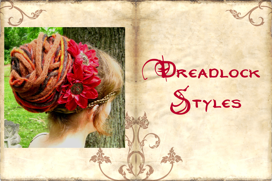 Dreadlock Styles: 9 Stylingtipps mit Dreads-Haarteilen