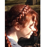 Braided Classic Headband, thicker braid