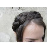 Messy French Braid Headband, medium