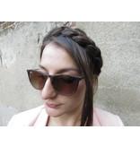 Messy Zopf Haarband, dick & breit