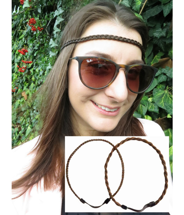 2 Braid Headbands, Hairband Set
