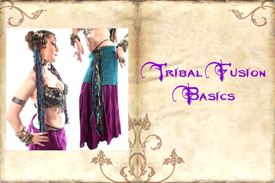 Tribal Fusion & Bauchtanz Kostüm Basics I