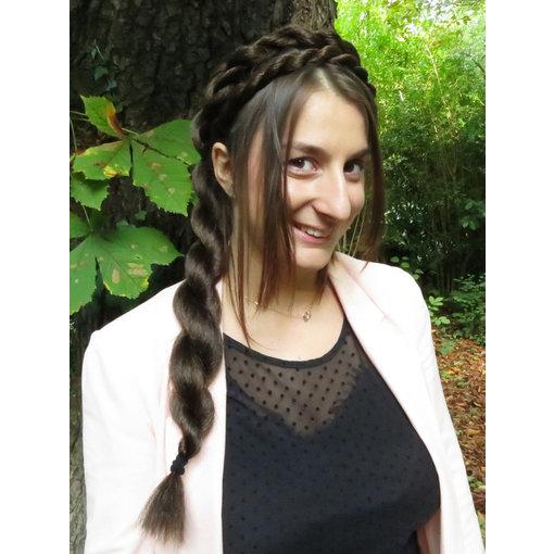 Twist Zopf/ Dutt & Haarband Brynhildr