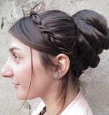 Rose Bun Größe L, Vielfrisuren-Haarteil