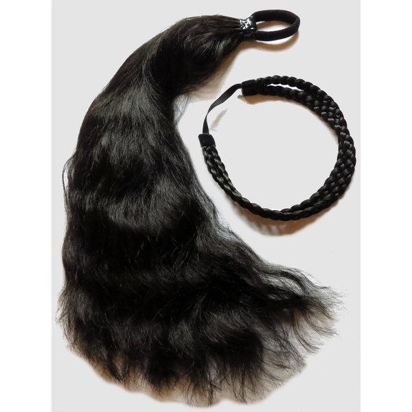 Hair Falls M Waves & Braid Headband