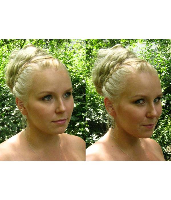 Haarteil, Größe M, Naturlocken
