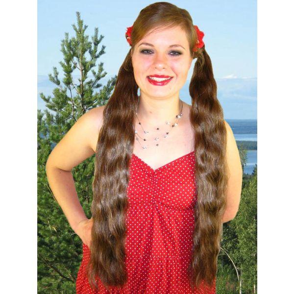 2 Haarteile S Wellen