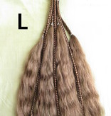 Magician DIY hair piece for you to decorate