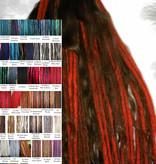 Clip-In Dreadlocks, wählen Sie Ihre Farbe!
