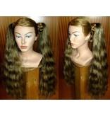 2 Hair Falls size M, waves