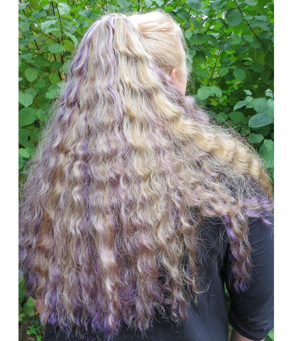 Hair Fall Size L, natural curls