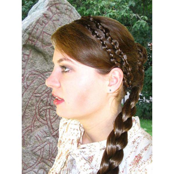 Doppeltes Haarband Elfe