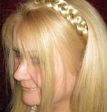 Haarkrone Sigrún geflochten