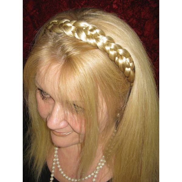 Braided Headband Baroness