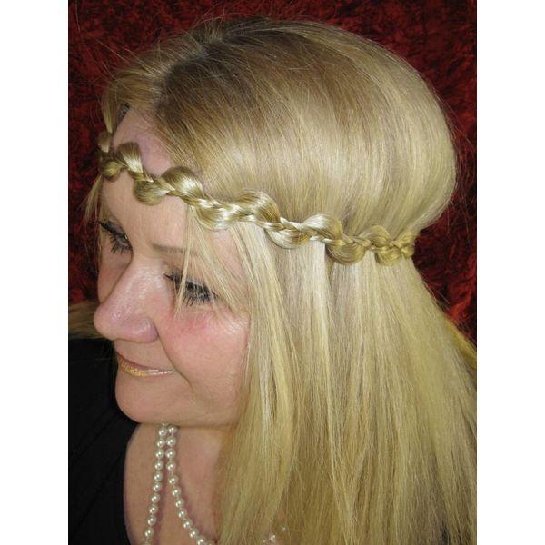 Braided Elf Headband