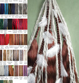 Dreads for Magician Hair Falls - Pick your color mix!
