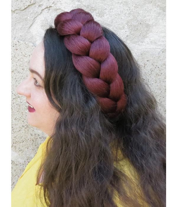 Zopfkrone Haarband Gretel Supersize