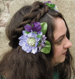 Mermaid Hair Flowers