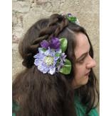 Meerjungfrau Haarblumen