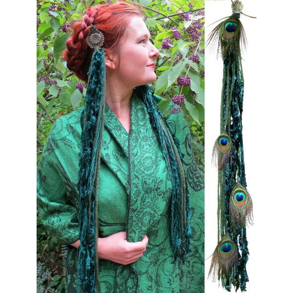 Emerald Fairy yarn fall