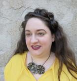 Messy Zopf Haarband Elfe, breit & fluffig