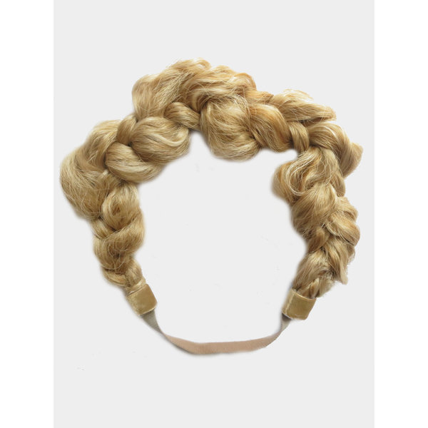 Messy Braid Headband Valkyrja, thick