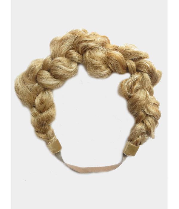 Messy Zopf Haarband Valkyrja, dick
