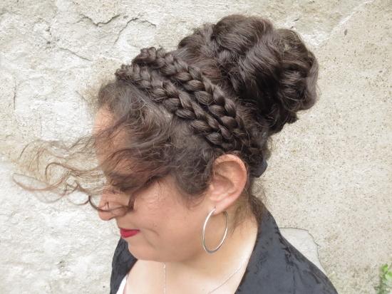 Der Wind in den Haaren - Magic Tribal Hair hält auch in stürmischem Wetter