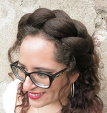 Headband Chunky Braid Gretel Supersize