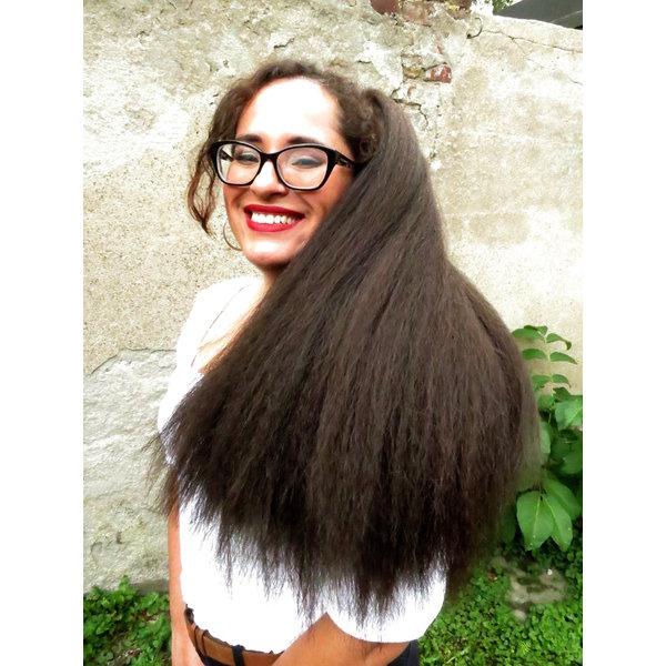 Hair Fall L crimped
