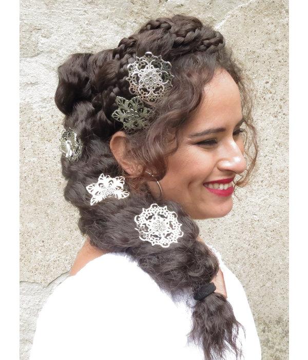Messy Fantasy Braid Headband