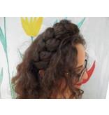 Messy XXL Zopf Haarband