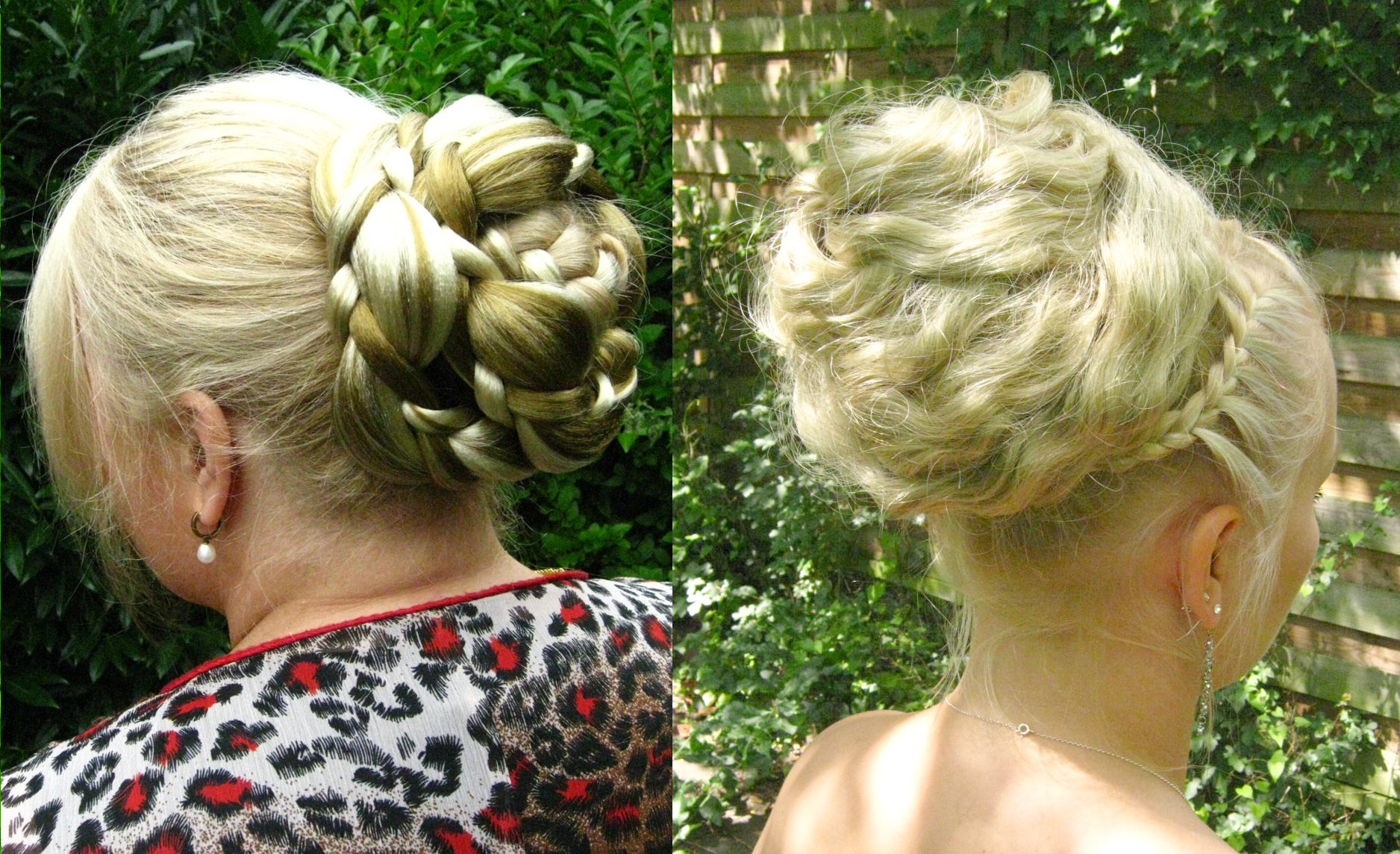 Fancy Chignons & Updos