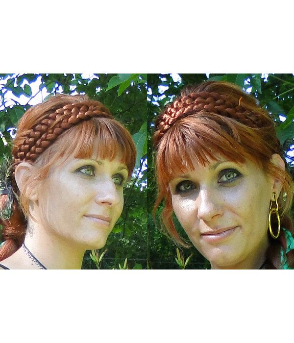 Double Braid Hairband, medium