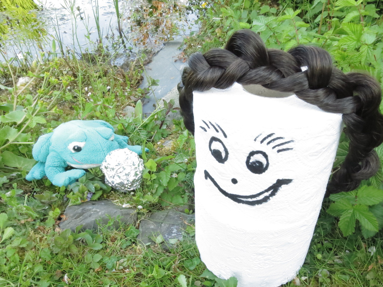 Märchen raten mit Magic Tribal Hair (Lese- bzw. Ratezeit 3 Minuten)