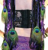 Purple Passion (Peacock) falls
