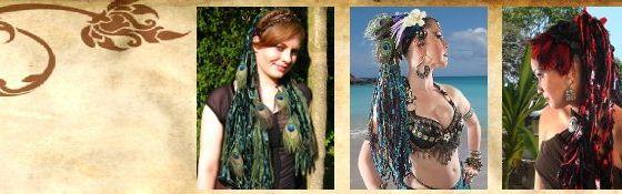 Yarn Hair Falls
