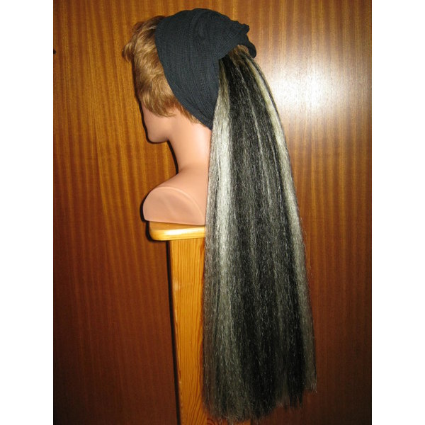 Clip-in Extensions, gekreppt