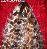Steampunk Stripes Haarteil Wellen M/L