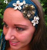 Kauri Haarblume, Halbedelsteinperle