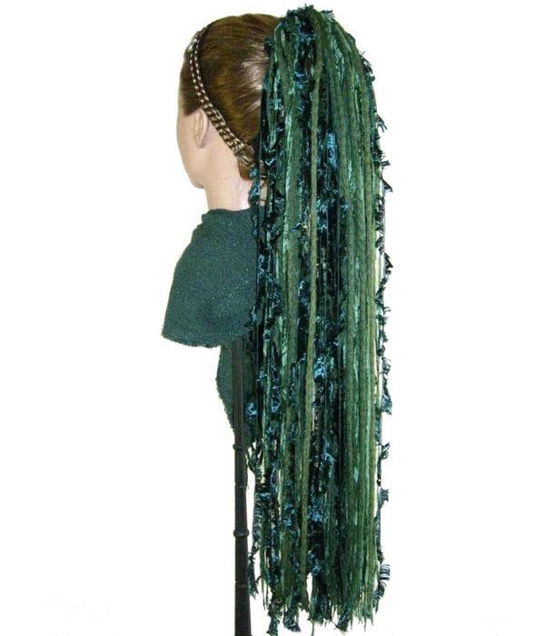 Emerald Fairy Yarn Falls