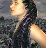 Polarlicht Gothic Haarteil