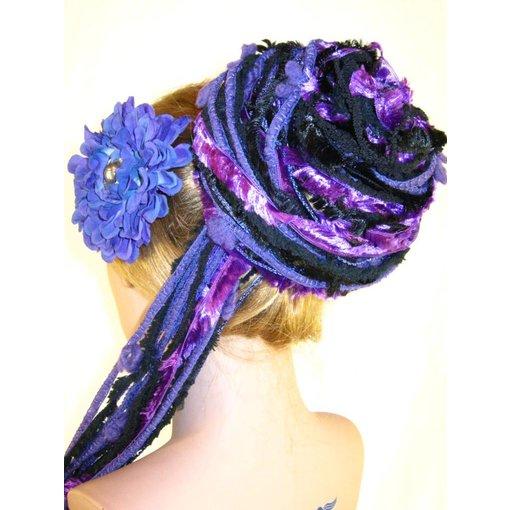 Purple Passion Haarteil
