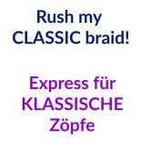 Zopf Express - geflochten & gedreht!