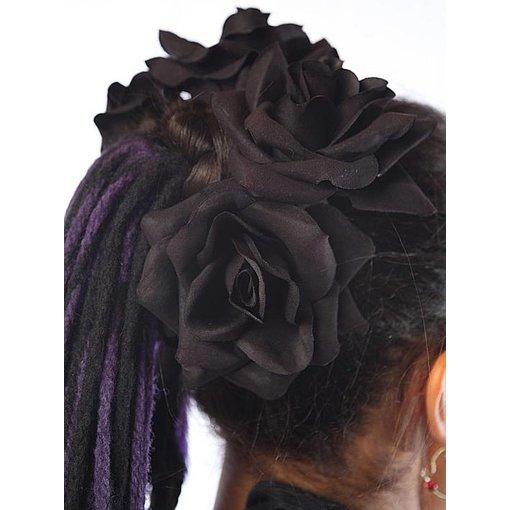 Black Velvet Rose 2 x